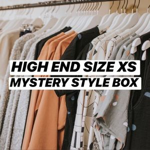$40 High End Size XS Mystery Style Box